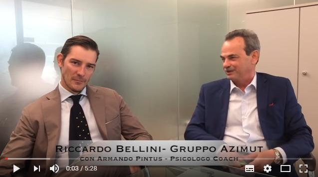 Riccardo Bellini su: Il Coaching e il Mentoring nel Gruppo Azimut