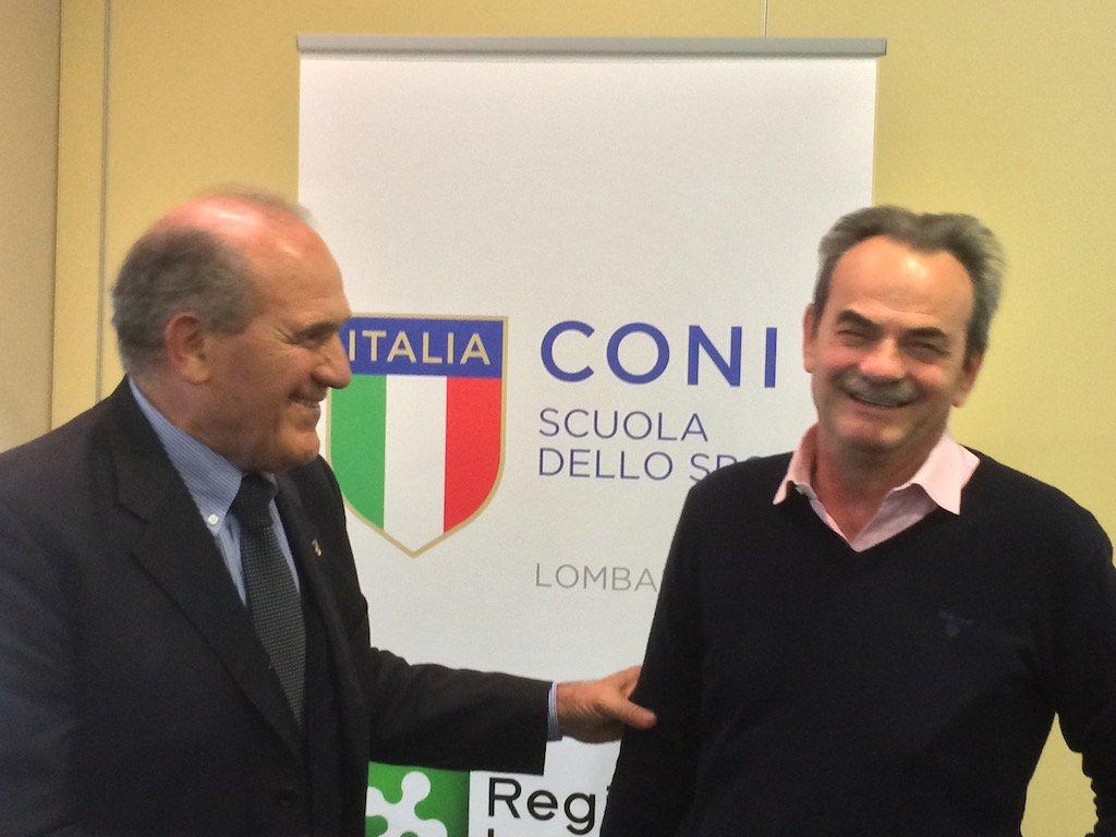CONI Scuola dello Sport della Lombardia: un magnifico meeting per uno stimolante futuro