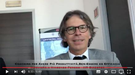 Business coaching per aumentare produttività, efficacia e benessere: una testimonianza