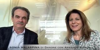 Executive Coaching: Sonia Malaspina di Danone racconta dell'esperienza di coaching fatta con Armando Pintus