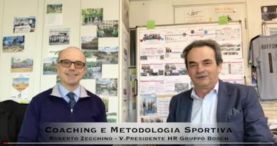Coaching aziendale con metodologia sportiva